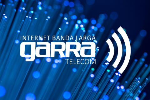 Garra Telecom - Redes Sociais