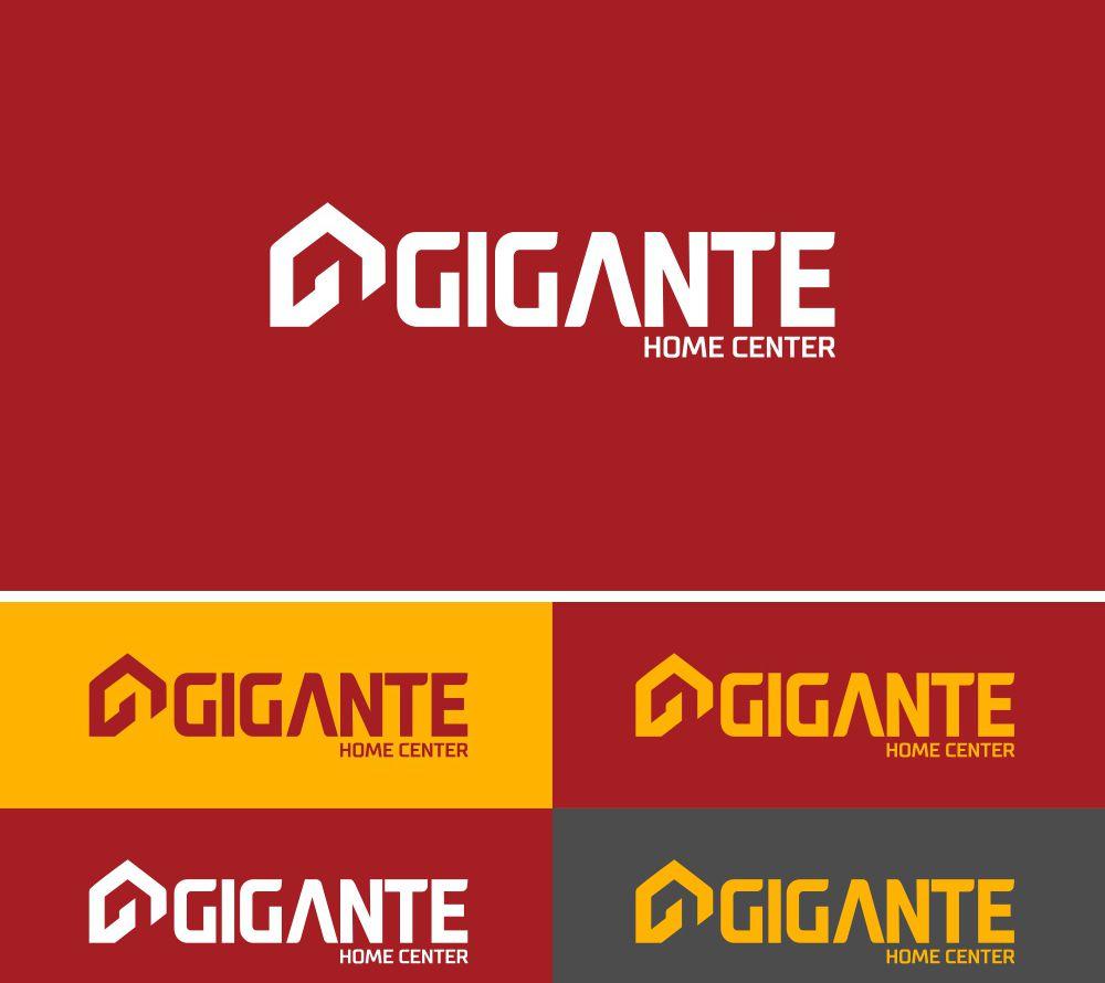 Gigante Home Center - Redesign da Marca