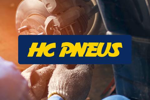 HC Pneus - Redes Sociais