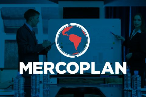 Mercoplan - Redesign da Marca
