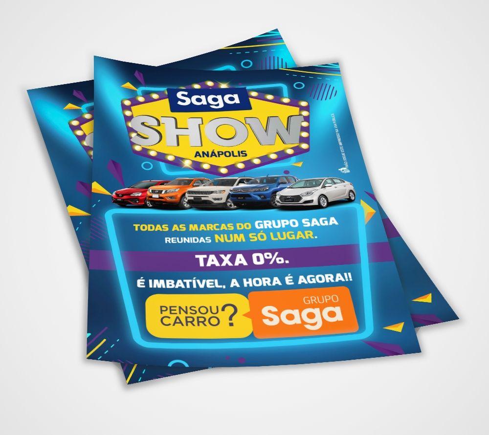 Saga hyundai - Saga Show